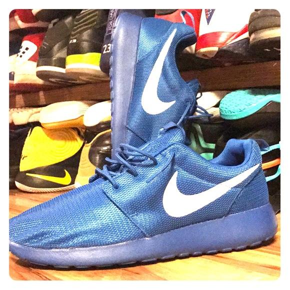 4daeff19aa091 Men s Nike Roshe one Bluejay Blue!!! M 5a9f4b045521be675a339260